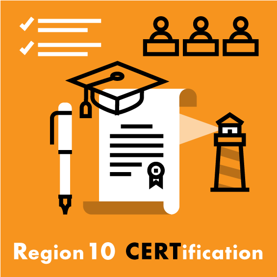 Region 10 CERTification